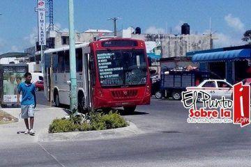 """Iniciará ciclo escolar en Chetumal con un transporte urbano """"a medias"""""""
