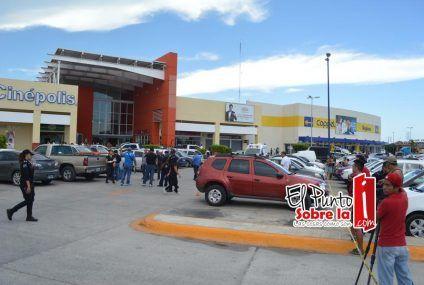 Ejecutado en plaza Cancún Mall