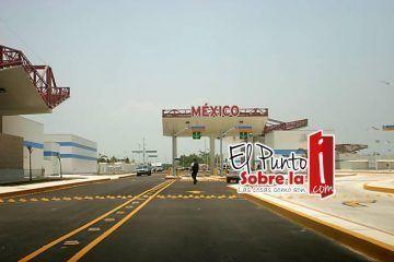Incrementa ingreso de visitantes en la frontera Sur de México