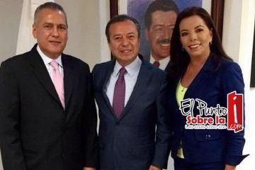 Próxima semana se reúnen consejos políticos estatales para aprobar designación de Manlio Fabio