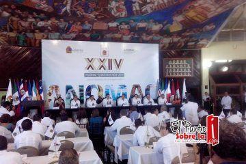 Chetumal, sede del Congreso Nacional de Oficiales Mayores