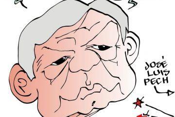 COLINAS: ¡Sálvese el que pueda! #caricatura