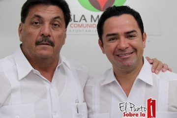 Isleños se benefician con la administración de Agapito Magaña: Chanito Toledo