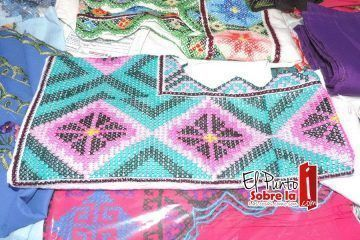 Producto artesal de manos mayas muy apreciado en la Metrópoli
