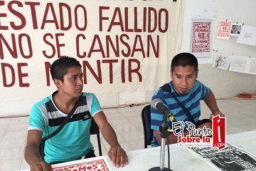 Sobrevivientes de Ayotzinapa contradicen a EPN: No a la creación de una Fiscalía