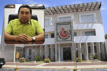 Luciano Sima sube al patíbulo de la Auditoria Superior del Estado