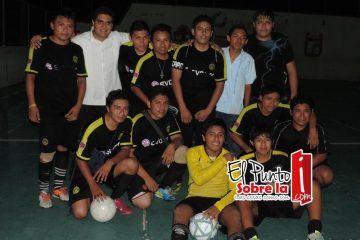 Abre hostilidades noveno torneo de fútbol rápido en FCP
