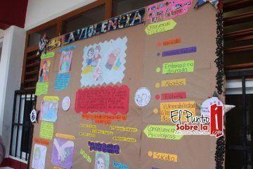 Promueven jornadas de valores cívicos en secundaria de FCP