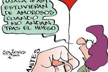 COLINAS: Ofertandose #caricatura