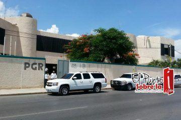 Dan bienvenida con narcomanta a nuevo delegado de la PGR en Quintana Roo