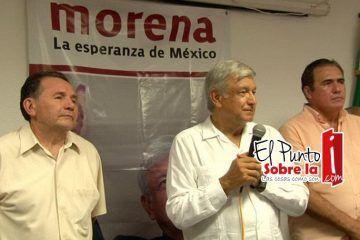 """Morena recicla a """"chapulines """" ante la falta de cuadros políticos"""
