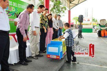 Ombusbuzón, espacio de expresión para pequeños estudiantes