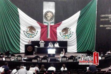 Prepara la XIV Legislatura de Quintana Roo periodo extraordinario de sesiones