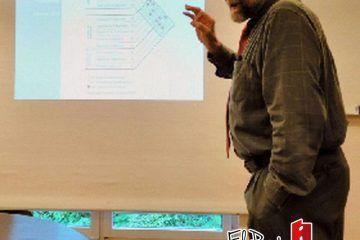 Harald Albrecht presenta exitosamente el Examen Doctoral en la Universidad de Hamburgo, Alemania