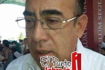 """""""De momento"""", no habrá cambios en la PGJE: Carlos Álvarez Escalera"""