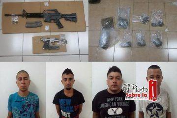 Detienen a cuatro adultos y un menor de edad por horrendo crimen en Cancún