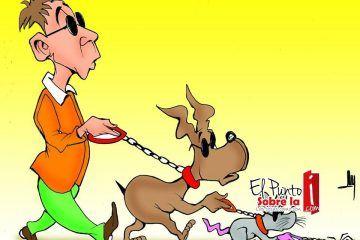 LUY: Cadena de favores #caricatura
