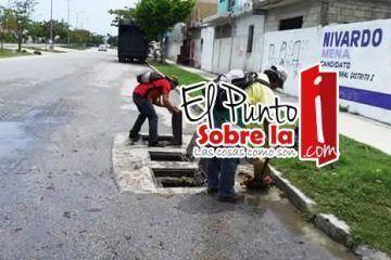 Ciudadanos reconocen atención inmediata de Mauricio Góngora ante emergencia por lluvias