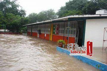 Solo 4 escuelas no laboraron hoy en Chetumal