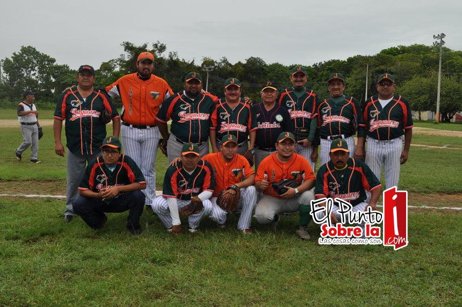 El equipo Jaguares del Instituto Tecnológico de la Zona Maya.