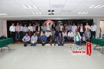 Manuel Cota Jiménez, líder de la CNC, instruye dar personalidad jurídica a ramas de producción