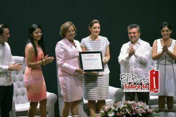 Refrenda Mauricio Góngora su apoyo a las mujeres y reitera que en su gobierno son un pilar importante