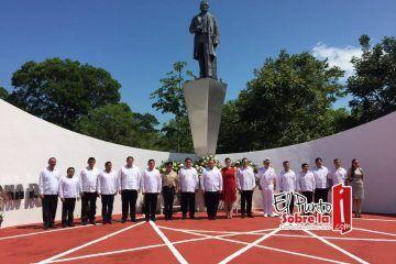 El liderazgo de Quintana Roo lo hemos logrado juntos sociedad y gobiernos: Mauricio Góngora