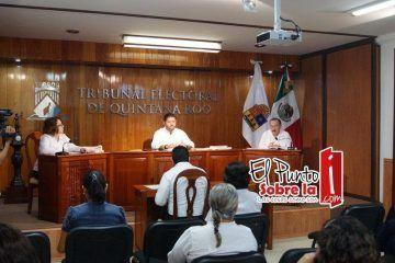 """Instituto electoral de Quintana Roo aceptan al PT, pero """"batean"""" al PH"""