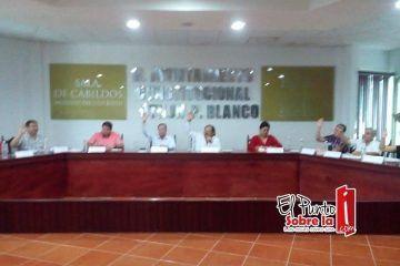 Cabildo othonense aprueba Paquete Fiscal 2016