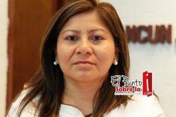 Karol Pool podría mantenerse como dirigente del PRD en Cancún