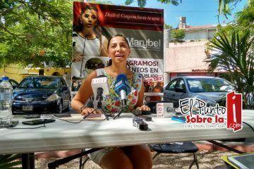 Dos años después Maribel Villegas quiere demostrar que es diputada