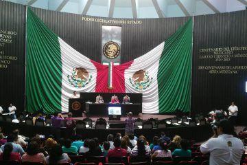 Ajustan Reforma Político- Electoral de Quintana Roo
