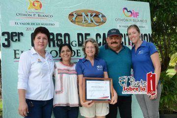 "La Fundación ""National Ability Center"" certifica a instructores del DIF OPB"