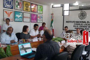 INE comienza a preparar escenario electoral para 2016