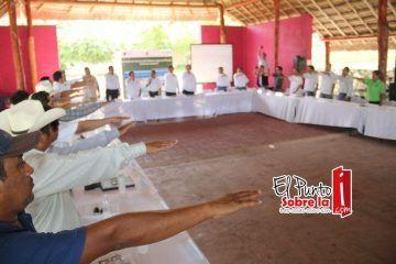 Entra en función comité de la cuenca de la laguna de Bacalar