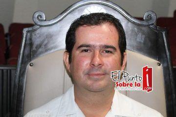 """Con o sin partido, """"El Topo"""" Osorio buscará ser presidente municipal de Cancún"""