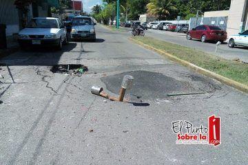 """Más de """"mil millones de pesos"""" para reparar calles y avenidas de Chetumal"""