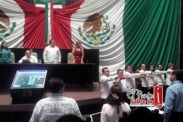 Rinde protesta Concejo Municipal de Puerto Morelos