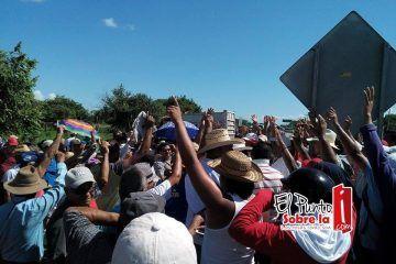 El viernes será definitivo para el conflicto entre ejidatarios de Juan Sarabia y la SCT