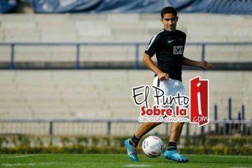 El chetumaleño, Luis Fuentes, a la selección nacional