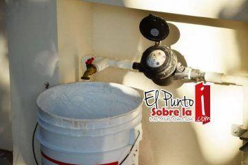 Baja suministro de agua en Chetumal