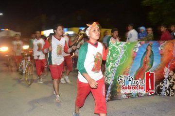 Ofrecen asesorías de Protección Civil a peregrinos guadalupanos