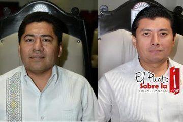 Filiberto y Chucho Pool dejan escaños de diputados