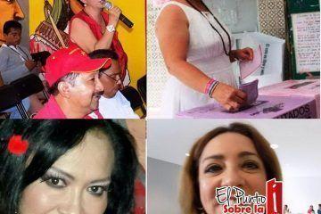 """""""GRILLOS EN SU TINTA"""": Mujeres, Rumbo Al 2016"""