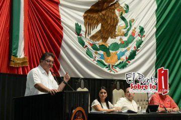 Respaldan diputados propuestas del Concejo Municipal electo de Puerto Morelos