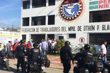 Toman instalaciones de la CTM para rescatarla de las garras de Rafael Beltrán
