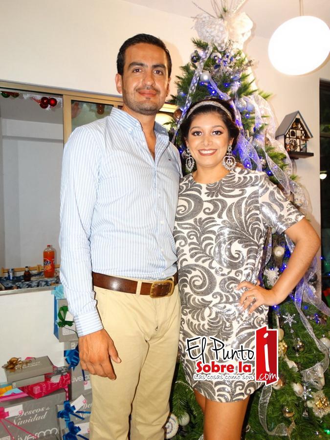 Eduardo Ruiz y Rosy Canto de Ruiz