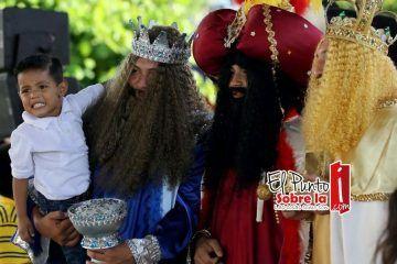 Organiza el DIF estatal el festival de día de reyes
