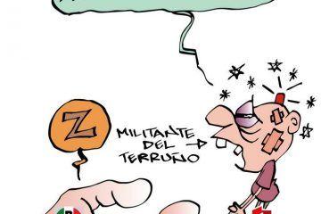 COLINAS: Están duros los guamazos #caricatura