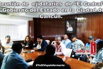 A punto de resolverse el conflicto del ejido El Cedral de Lázaro Cárdenas